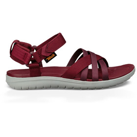 Teva Sanborn Sandals Women rhubarb